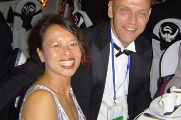 2005 IH&RA Annual Congress Beijing with Mats Ostblom, Managing Director at Hotell Lisberg Heden, Sweden