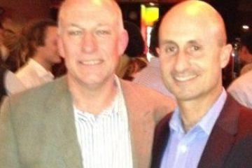 With Graham Budd, CEO Destination Queenstown, New Zealand