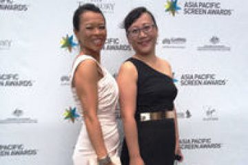 Brisbane hosts the Asian Film awards – on the red carpet with Ashley Ng from Brisbane Marketing