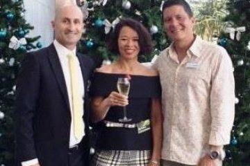 With Jason Thomas, Director Destination & Corporate Partnerships Tourism & Events Queensland/Gold Coast Tourism