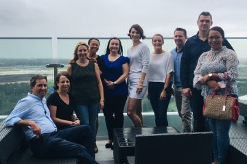 Surprise & Delight: The fabulous Executive Team of The Point Brisbane on their Strategy Day 2018